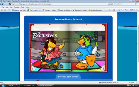 new series 9 treasure book club penguin hints tips by
