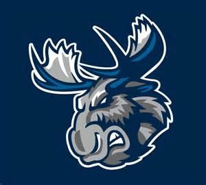 Manitoba Moose Hockey Logos
