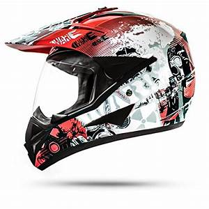 Motocross Helm Mit Visier : ato helme gs war motocrosshelm ~ Jslefanu.com Haus und Dekorationen
