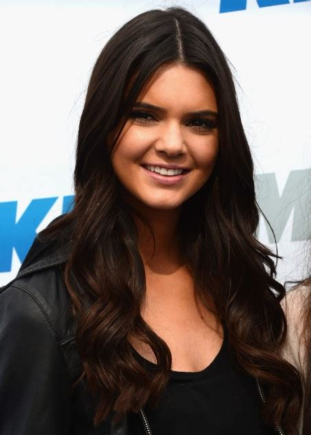 kendall jenner curly hair styles popular haircuts