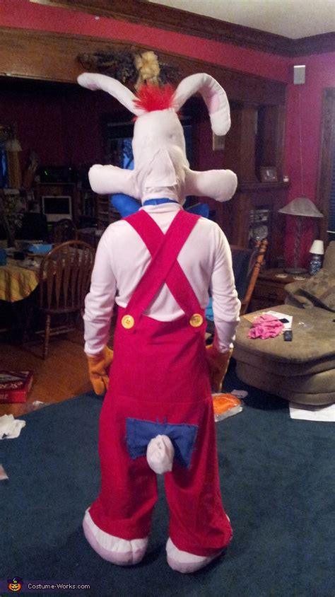 homemade roger rabbit costume photo