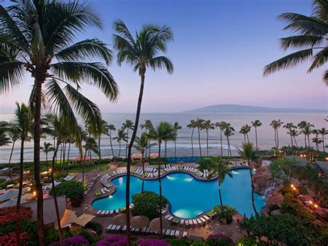 Hyatt Regency Maui Resort And Spa, Maui, Hawaii
