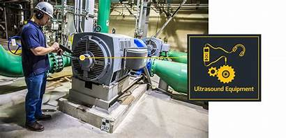 Ultrasound Equipment Ultrasonic Maintenance Rotating Inspection Machine