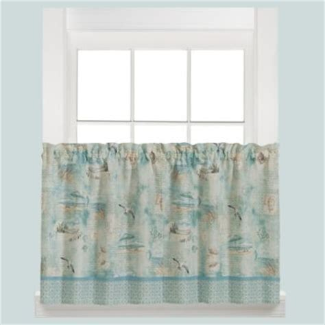 Buy Faith 24 Inch Kitchen Window Curtain Tier Pair from