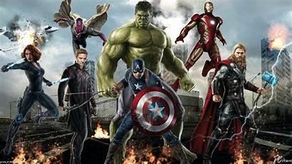 Age Ultron Avengers Marvel