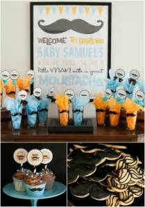 baby shower favors for a boy boy baby shower ideas mustache theme spaceships and