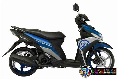 Mio Warna Biru by Modifikasi Mio M3 Warna Biru Modifikasi Motor Kawasaki