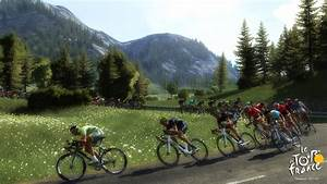 First Screenshots Released For The Official Le Tour De