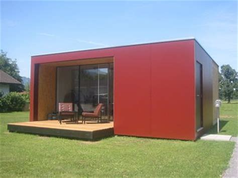 Container Haus österreich by Mikrohaus 214 Sterreich Modulhaus Ab 28 Qm Wohnfl 228 Che Mit