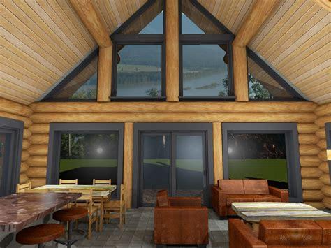 log cabin interiors horseshoe bay log house plans log cabin bc canada