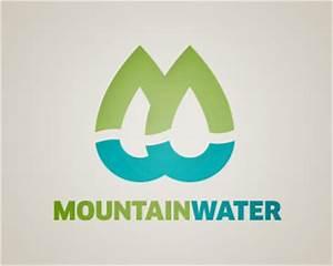 Logopond - Logo, Brand & Identity Inspiration (Mountain Water)