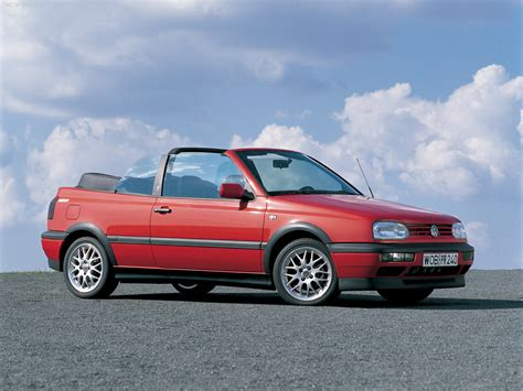 1997 Vw Gulf by Volkswagen Golf Cabrio 1997