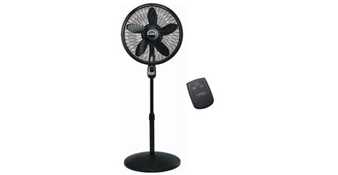 lasko 18 inch pedestal fan with remote lasko 18 inch oscillating cyclone pedestal stand fan with