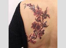 Tatouage Fleur De Cerisier Japonais Homme Tattooart Hd