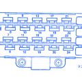 1996 Jeep Fuse Block Diagram by Jeep Grand Zj 4wd 1996 Fuse Box Block Circuit
