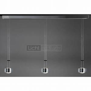 Pendelleuchte Küche Höhenverstellbar : oligo grace 3 fach pendelleuchte h henverstellbar ~ Michelbontemps.com Haus und Dekorationen