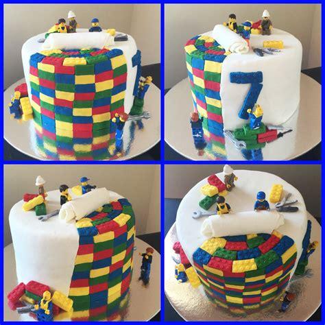 lego cake     year  boys birthday buy  lego