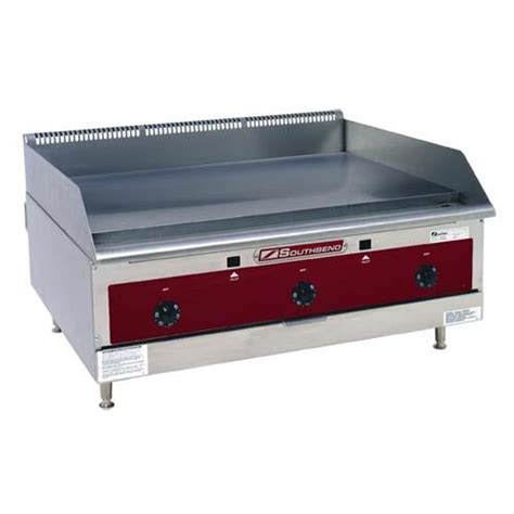 Countertop Griddle Gas - southbend hdg 60 counterline 60in countertop gas