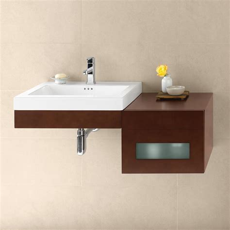 adina wall mounted bathroom vanity base cabinet