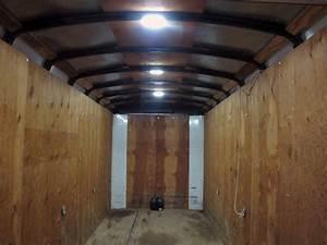Opti-brite Low Profile Led Trailer Dome Light