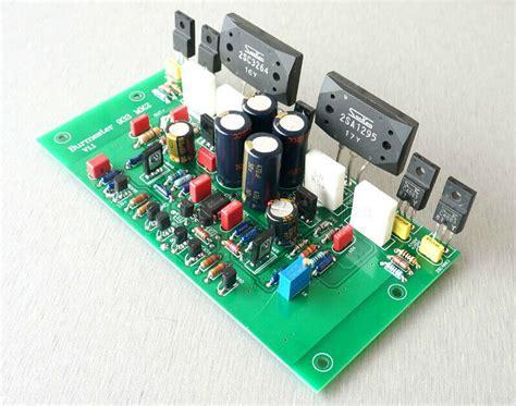 Douk Audio Hifi Transistor Amplifier Stereo Power Amp