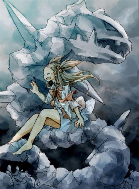 pokemon jasmine steelix  source eee magnemite