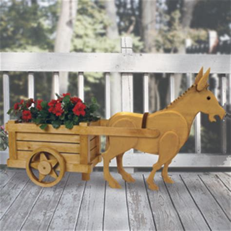 general plans sc  garden donkey cart set