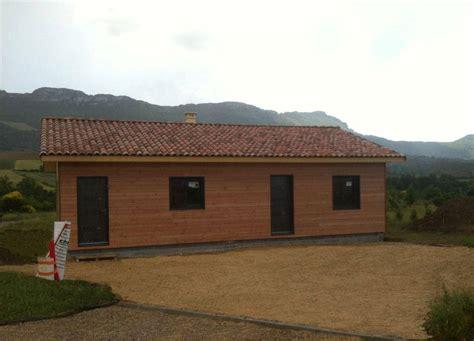 maison ossature bois drome maison hors d eau hors d air r 233 f 43 pr 232 s de nyons dans la drome 26 cogebois