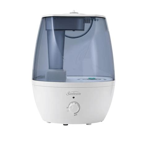 cool mist humidifier and ceiling fan sunbeam 2 gal ultrasonic cool mist humidifier sul900 u