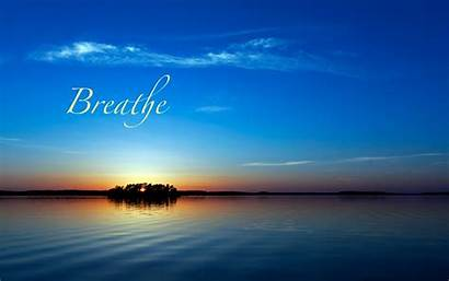 Inspirational Wallpapers Desktop Background Breathe Reinis Quotes