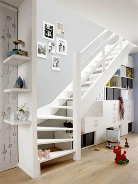 aménager l espace sous un escalier viving