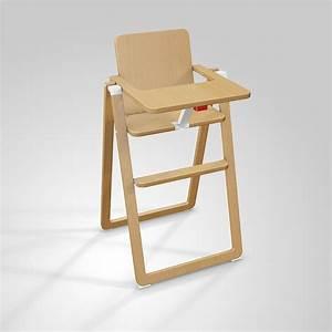 Chaise Haute Bébé Design : chaise haute supaflat naturel supaflat design b b ~ Teatrodelosmanantiales.com Idées de Décoration