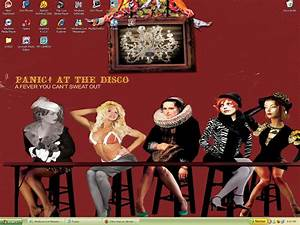 Panic At The Disco Wallpaper by Chito-chan on DeviantArt
