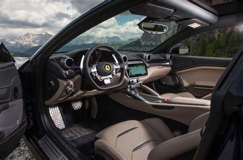 Beastly beauty needs a handsome plinth: Ferrari GTC4 Lusso Review (2018)   Autocar
