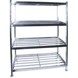 Standing Pot Rack by Crockery Racks Floor Standing Cater Pro