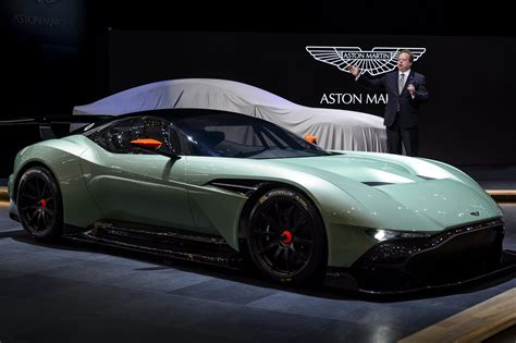 Presenting The 2016 Aston Martin Vulcan Specs, Model And