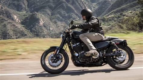 Harley Davidson New Roadster