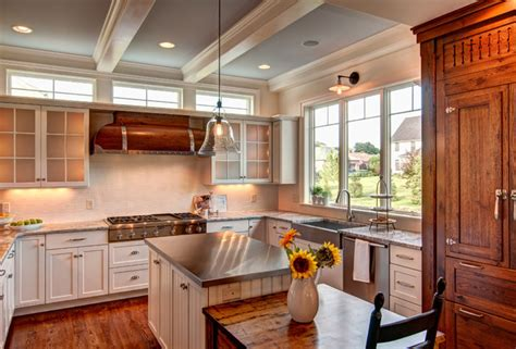 lighting for kitchen cabinets meadowview model 2013 traditional kitchen by 9442