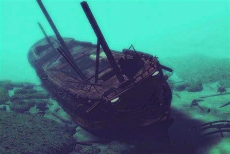 Barcos Piratas Hundidos En El Caribe by Tesoros Bajo El Mar Galiciaunica