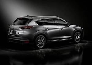 Mazda Cx 8 : mazda cx 8 specs photos 2017 2018 2019 autoevolution ~ Medecine-chirurgie-esthetiques.com Avis de Voitures