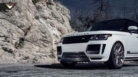 vorsteiner range rover veritas wallpaper hd car