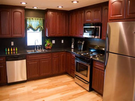Decorating Ideas For Mobile Homes Kitchen by Before And After Kitchen Remodels Single Wide Mobile Home