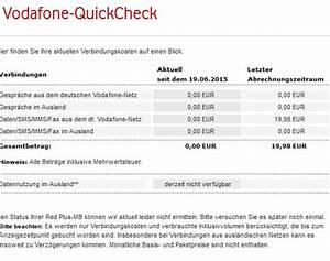 Vodafone Online Rechnung Einsehen : datenvolumen einsehen und nachbuchen vodafone community ~ Themetempest.com Abrechnung