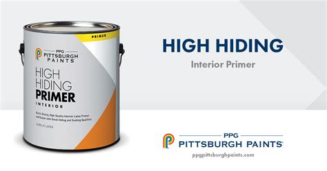 ppg pittsburgh paints high hiding interior latex primer