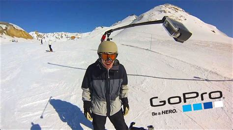 gopro gospin  spinning head mount hd spinning   mountain youtube