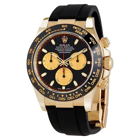Rolex 116518LN Cosmograph Dayton Mens Chronograph ...