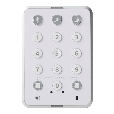 security keypad centralite all together now