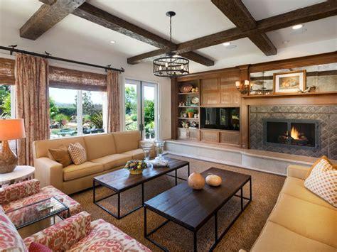 Rustic Living Room Photos Hgtv