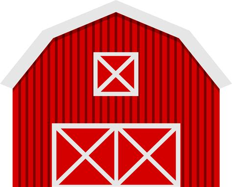Barn Clipart by On The Farm Clip Scrapbooking Clip And Project