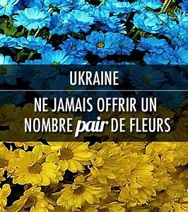 Offrir Un Bouquet De Fleurs : photo en ukraine il faut viter d 39 offrir un bouquet de fleurs compos d 39 un nombre pairs ~ Melissatoandfro.com Idées de Décoration